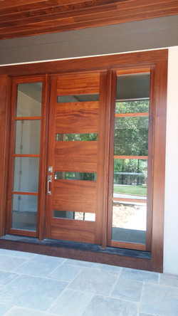 ormond installed door