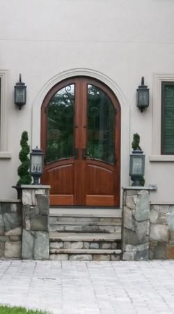 park street door