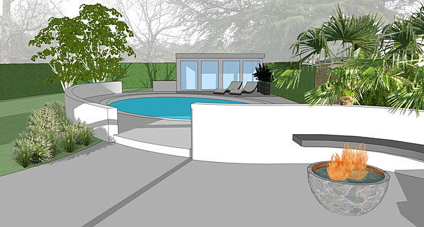 Current Projects | Jane Thomas Lanscapes