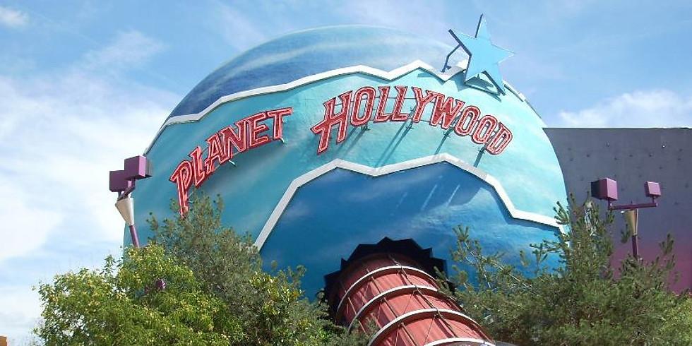 Summit Team Dinner - Planet Hollywood