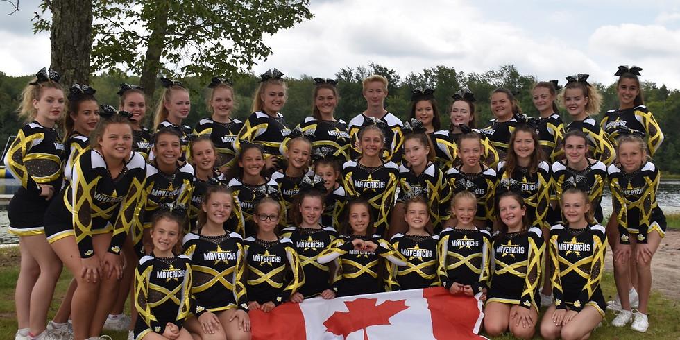 Pine Forest Cheerleading Camp (Summit)