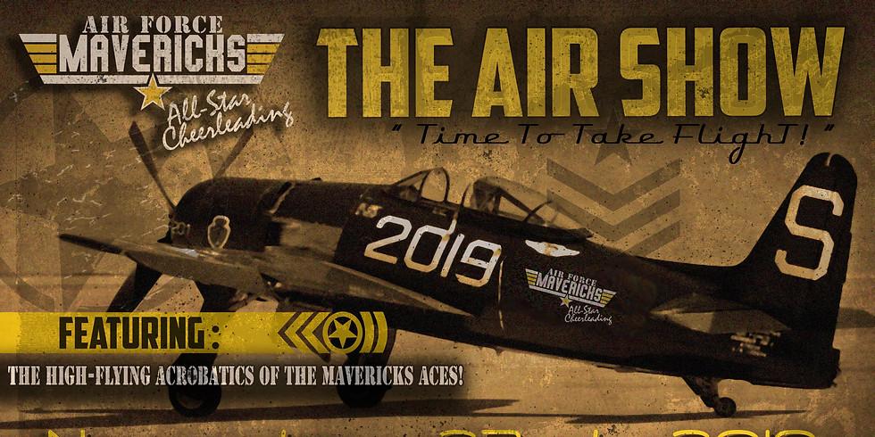 The Air Show: Showcase 2019 at Markham Fair Grounds