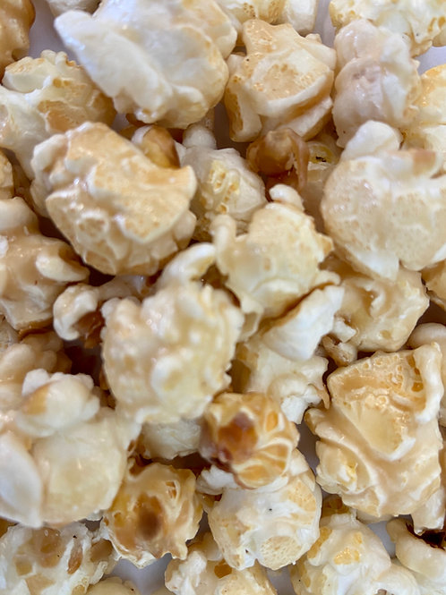 Maple Bourbon Popcorn