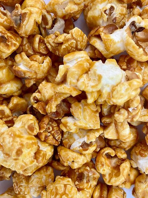 Caramel Sea Salt Popcorn