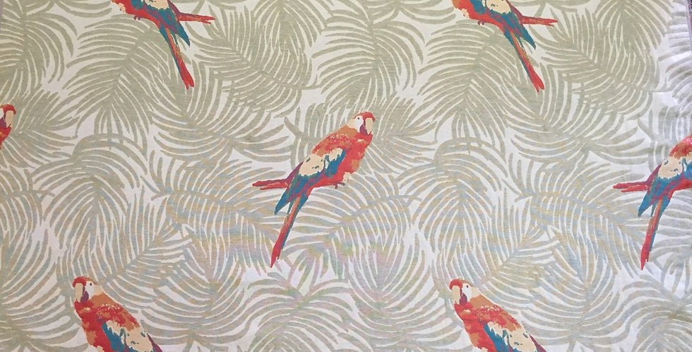Tropical Fabric - Polly Parrot