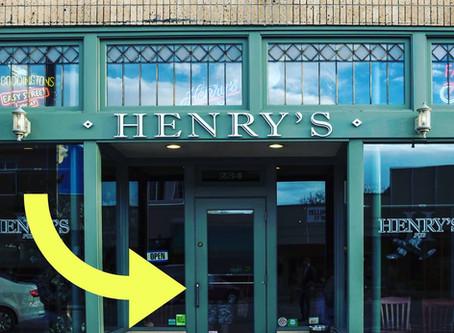 5 Star Shoutout: Henry's Pub