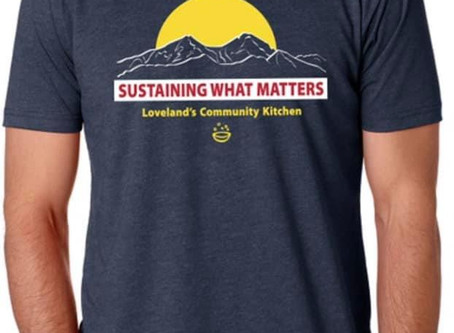 Wear Your Support and Get a T-Shirt