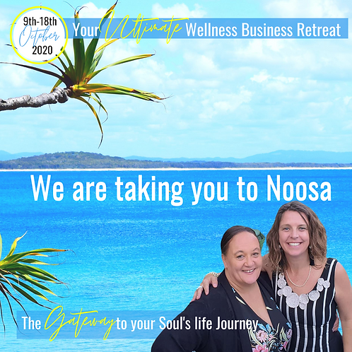 YOUR ULTIMATE  WELLNESS BIZRETREAT