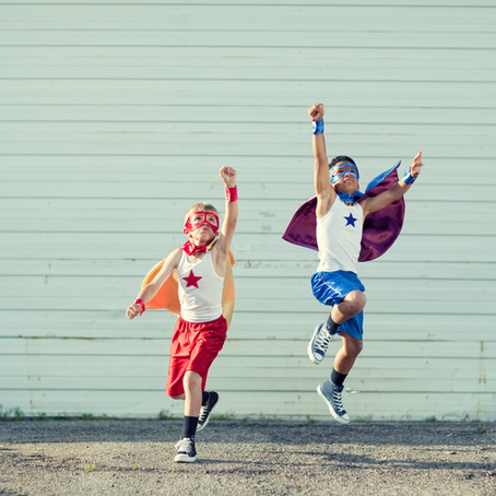 6 TIPS TO AWAKEN YOUR KIDS SUPERPOWER