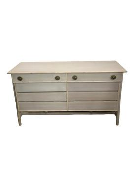 1960's Mid Century Modern McGuire Furniture Dresser