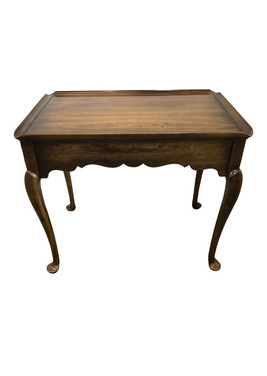 20th Century Traditional Oxford Furniture Side Table