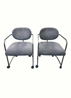 1970s Vintage Institute of America Chairs- A Pair