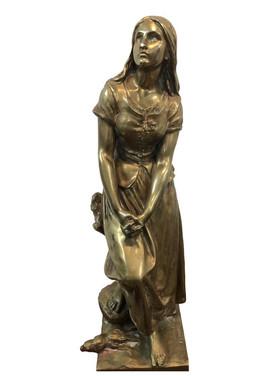 Eugene Laurent Bronze Sculpture