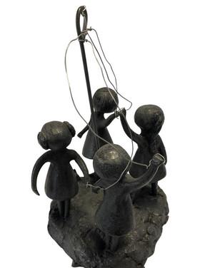 1970s William Lattimer Sculpture