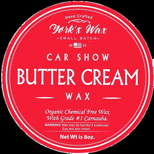 Organic Car Wax