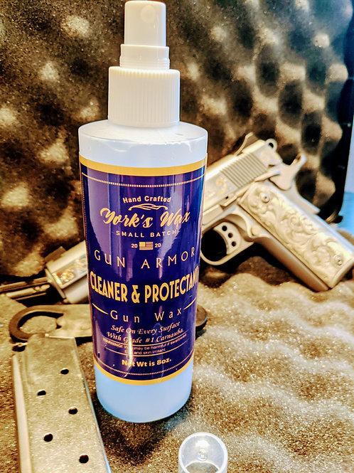 Gun Armor Field Spray Cleaner & Wax