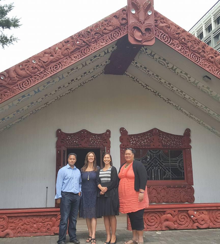 Supporting Maori Leadership