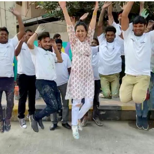 Misaal Hyderabad - Slum Transformation
