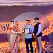 Architecture and Interior Design Excellence Award