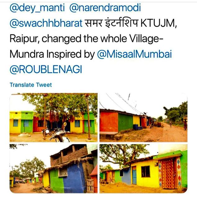 Raipur Village Transformation