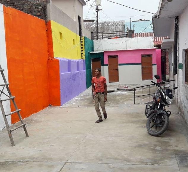 Rishikesh School Transformation