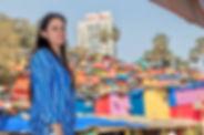 Slum Painting in Bandra