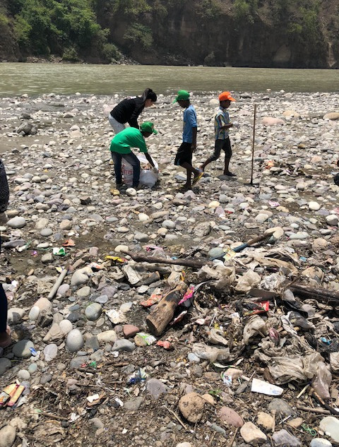 Rishikesh Transformation Cleanliness Drive