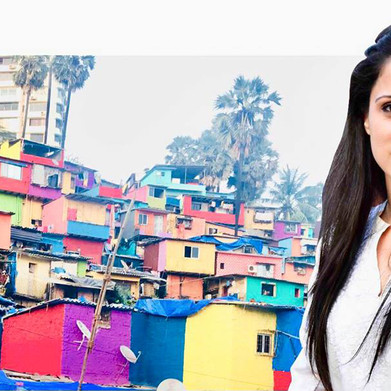Misaal Mumbai Changing slums with a splash of color