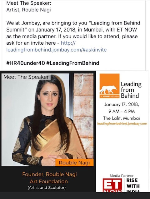 Leading from Behind Summit 2018