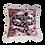 Thumbnail: Snake velvet cushion
