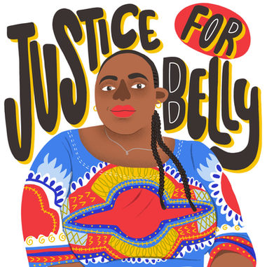 Justice For Belly BLM