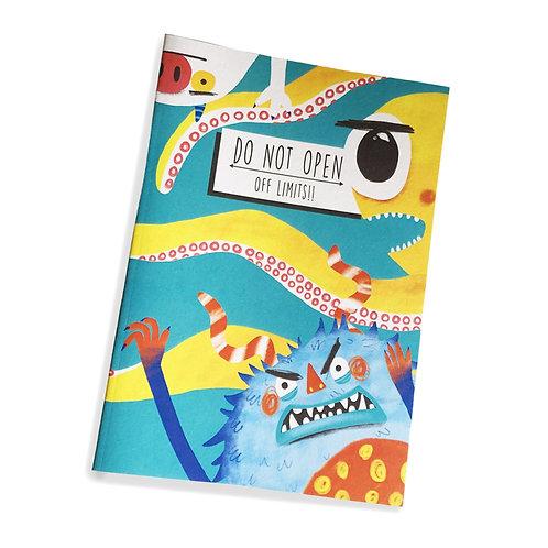 A5 Monster Notebook