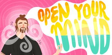 Open your mind meditation