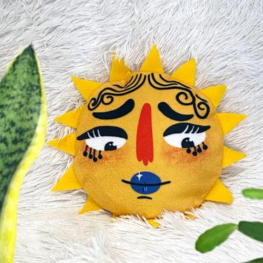 Sun heat cushion