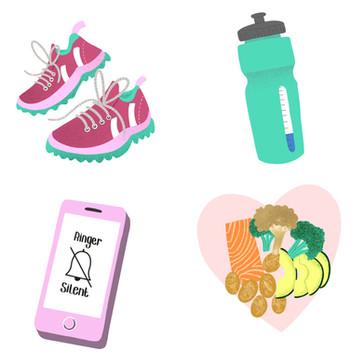 Spot home workout