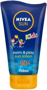 قابض المسامات - نيفيا - Sun Kids Swim