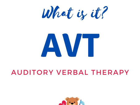 Auditory Verbal Therapy: What is it?