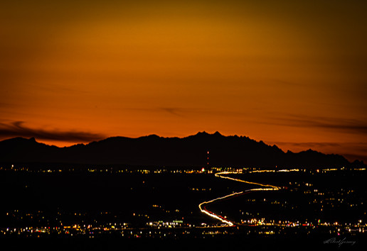 """""""Lights of Las Cruces"""""""