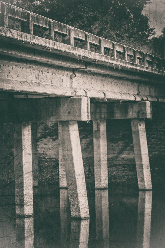 Old Florida Bridge