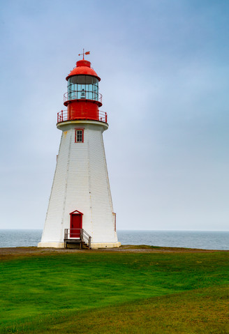 Pointe Riche Lighthouse