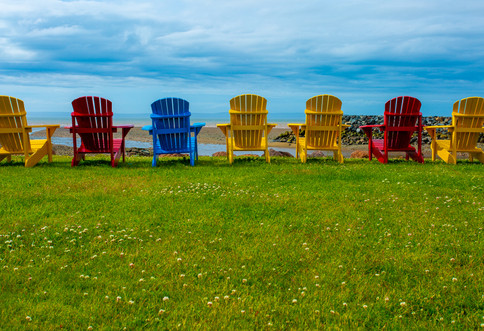 Bay of Fundy Chairs II