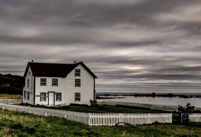 House in Onion Cove
