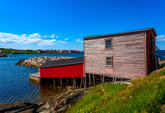 Cavendish Boathouse