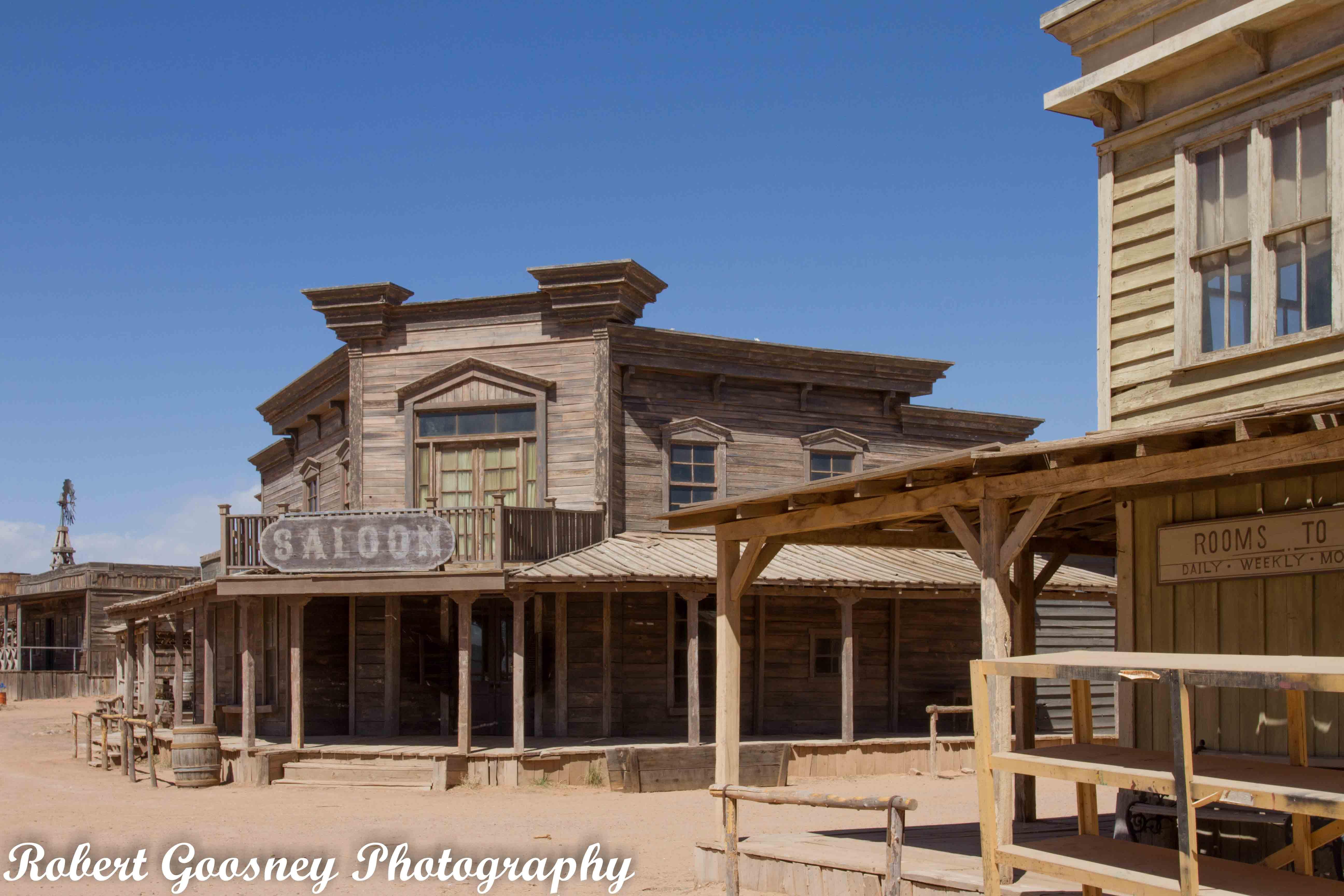 Bonanza Creek Saloon