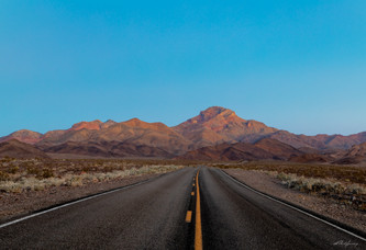 """""""Death Valley Rush Hour"""""""
