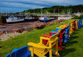 Bay of Fundy Chairs I