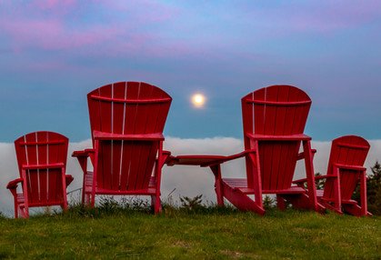 Bay of Fundy Chairs III