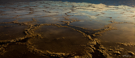 """""""Reflections of Badwater"""""""