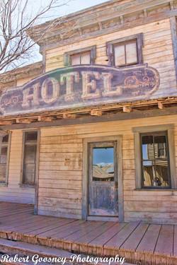Bonanza Creek Hotel
