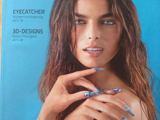 Colour of Nails in der Nailpro I Nageldesign Fachmagazin